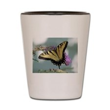 Tiger Butterfly Shot Glass
