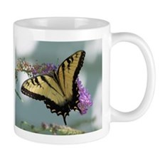 Tiger Butterfly Small Mug