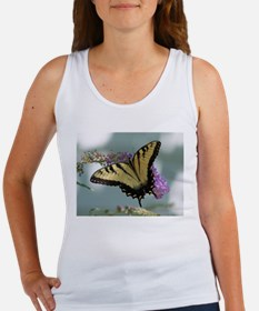 Tiger Butterfly Women's Tank Top