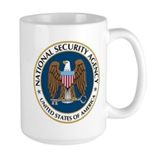NSA - NATIONAL SECURITY AGENCY Mug