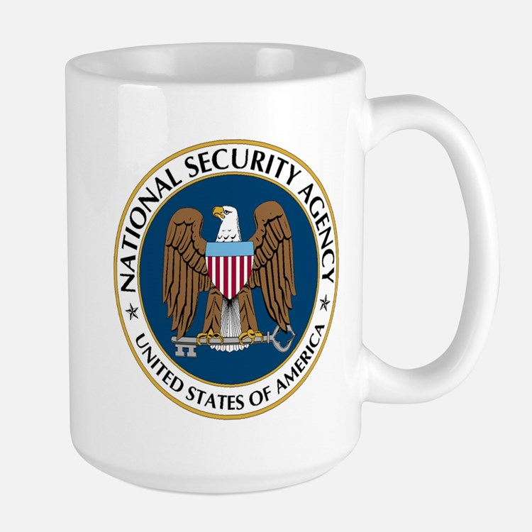 NSA - NATIONAL SECURITY AGENCY Mug