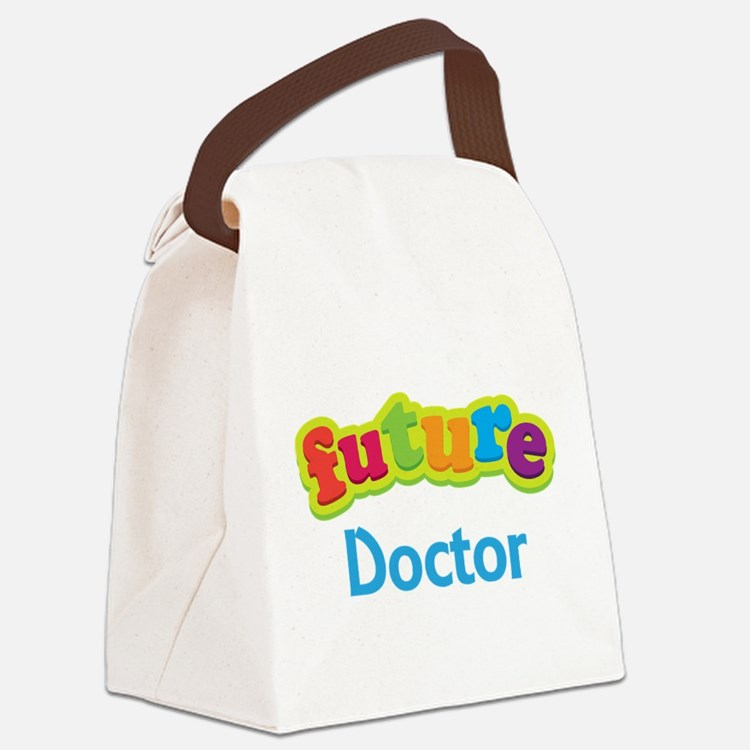 Future Doctor Canvas Lunch Bag