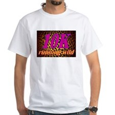 ANIMAL PRINT FOR RUNNERS -10K LEOPARD T-Shirt