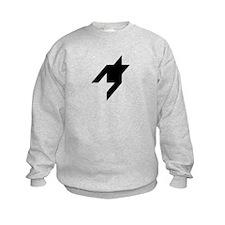Houndstooth SIngle Sweatshirt