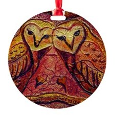 Owl Be Yours Ornament