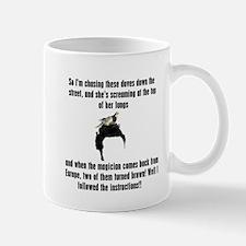Kramer Antics Mug