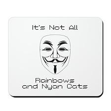 Anonymous Mousepad