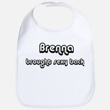 Sexy: Brenna Bib
