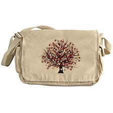 Blossoms Messenger Bag