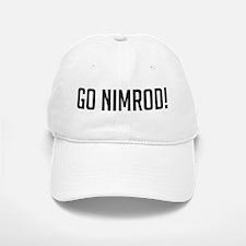 Go Nimrod Baseball Baseball Cap