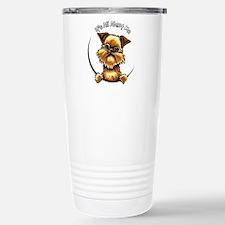 Brussels Griffon IAAM Travel Mug