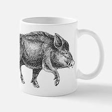 Wild Boar Mug