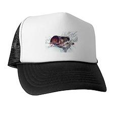 Bass busting Trucker Hat