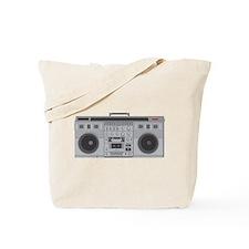 Boom Box Tote Bag