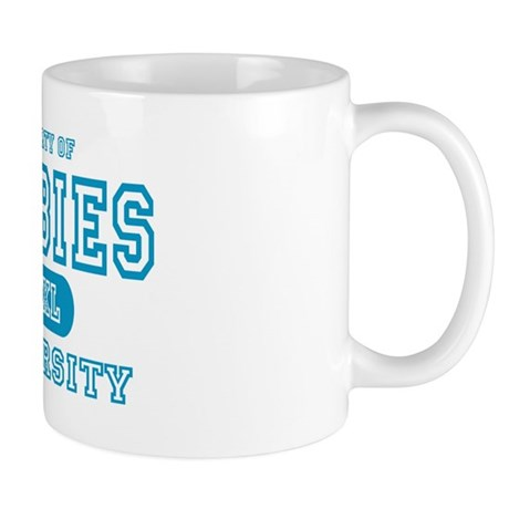 Hobbies University Mug