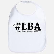 #LBA Lure Buyers Anonymous Bib