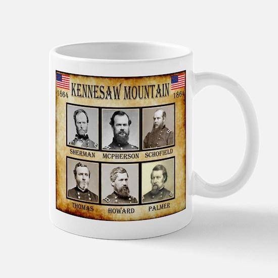 Kennesaw Mountain - Union Mug