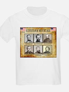 Kennesaw Mountain - Union T-Shirt