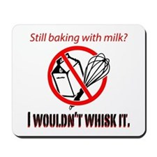 Whisk it 1 Mousepad
