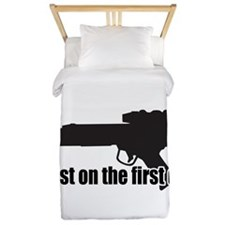 I Blast on the first date. Twin Duvet