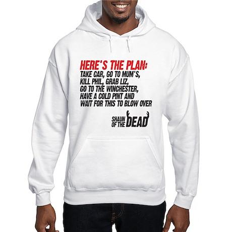 the plan Hoodie