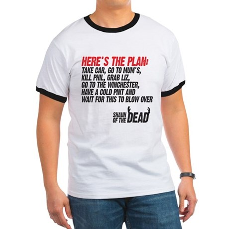 the plan T-Shirt