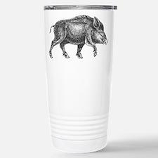 Wild Boar Travel Mug