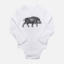 Wild Boar Body Suit