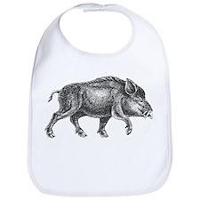 Wild Boar Bib