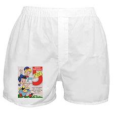 Vintage/Retro 5th Birthday Boxer Shorts