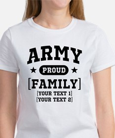 Army Sister/Brother/Cousin Women's T-Shirt