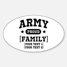 Army Sister/Brother/Cousin Decal