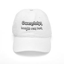 Sexy: Gwendolyn Baseball Cap