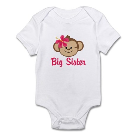 Big Sister Monkey Girl Body Suit