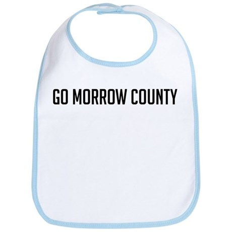 Go Morrow County Bib
