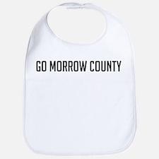 Go Morrow County Bib