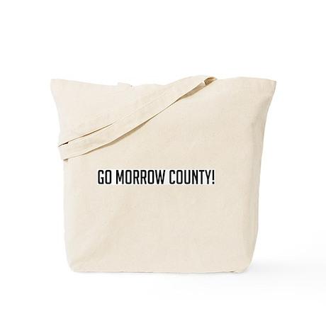 Go Morrow County Tote Bag