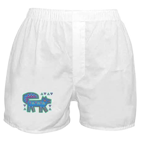 DOG MOLA DESIGN Boxer Shorts