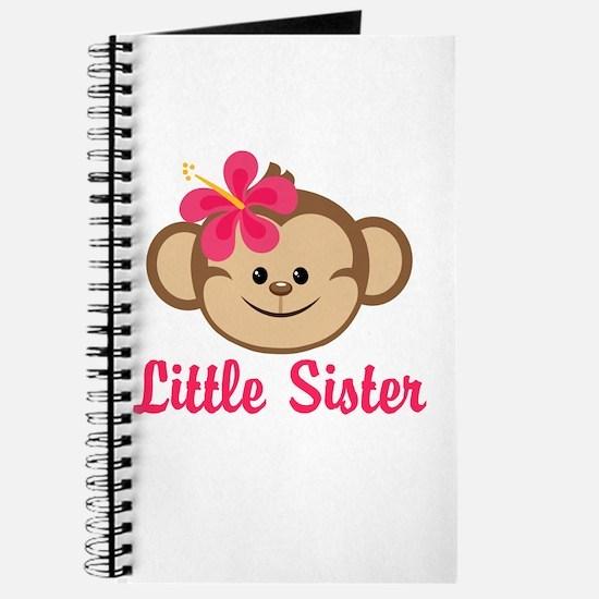 Little Sister Monkey Girl Journal