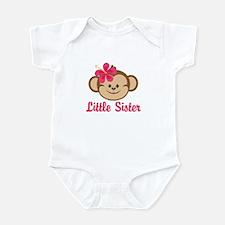 Little Sister Monkey Girl Body Suit