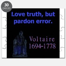 Love Truth - Voltaire Puzzle