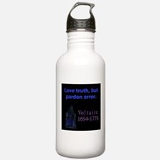 Love Truth - Voltaire Water Bottle