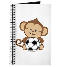 Soccer Monkey Journal