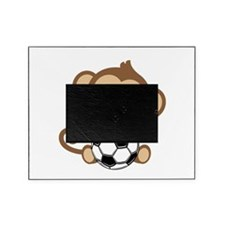 Soccer Monkey Picture Frame