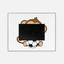 Soccer Monkey Picture Frame
