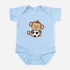 Soccer Monkey Body Suit