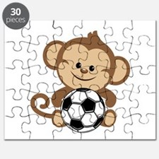 Soccer Monkey Puzzle