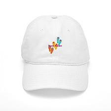 Personalized Flip Flops Baseball Baseball Cap