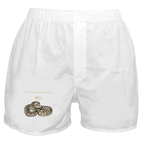 My Snake Boxer Shorts