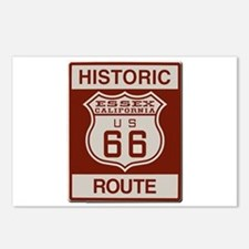 Essex Route 66 Postcards (Package of 8)
